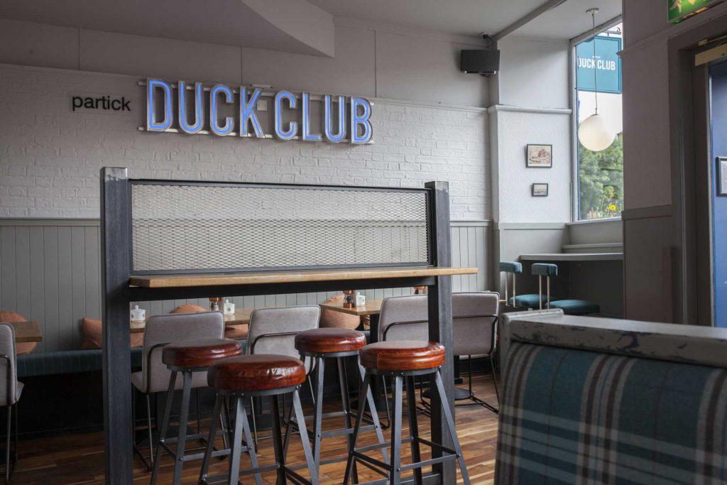 Patrick Duck Club